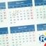 Renta 2015. Calendario